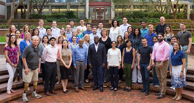 Brain Tumor Immunotherapy Team Photo