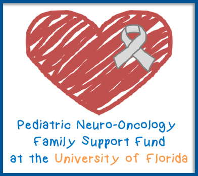 Pediatric Neuro-Oncology Family Support Fund Logo