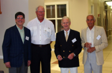 Drs. William Friedman, J Freeman, J Cauthen & Eugene Holly