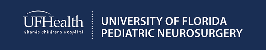 UF Shands pediatric banner