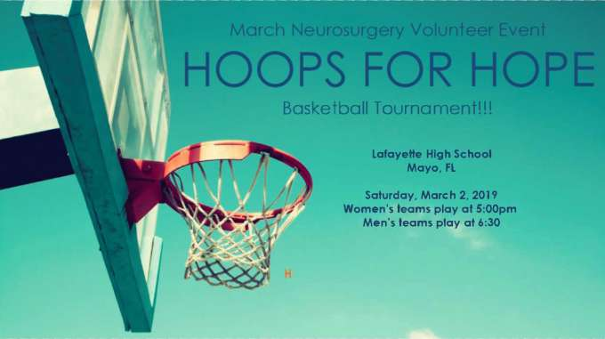 March 2019 – Hoops for Hope Basketball Tournament