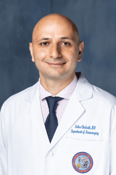 Headshot of Dr. Nohra Chalouhi