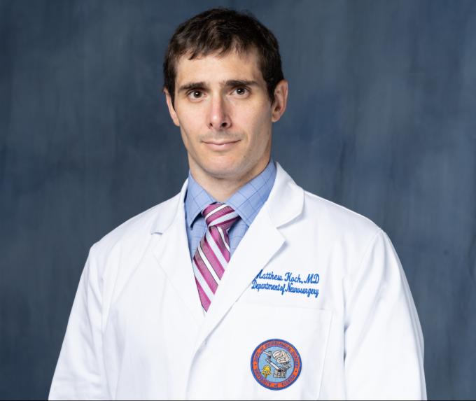 Matthew Koch, M.D.